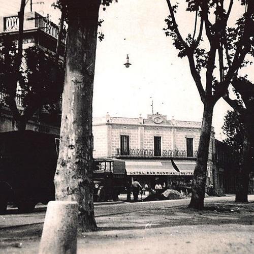 Restaurante Mundial, uno de los más antiguos de Mataró