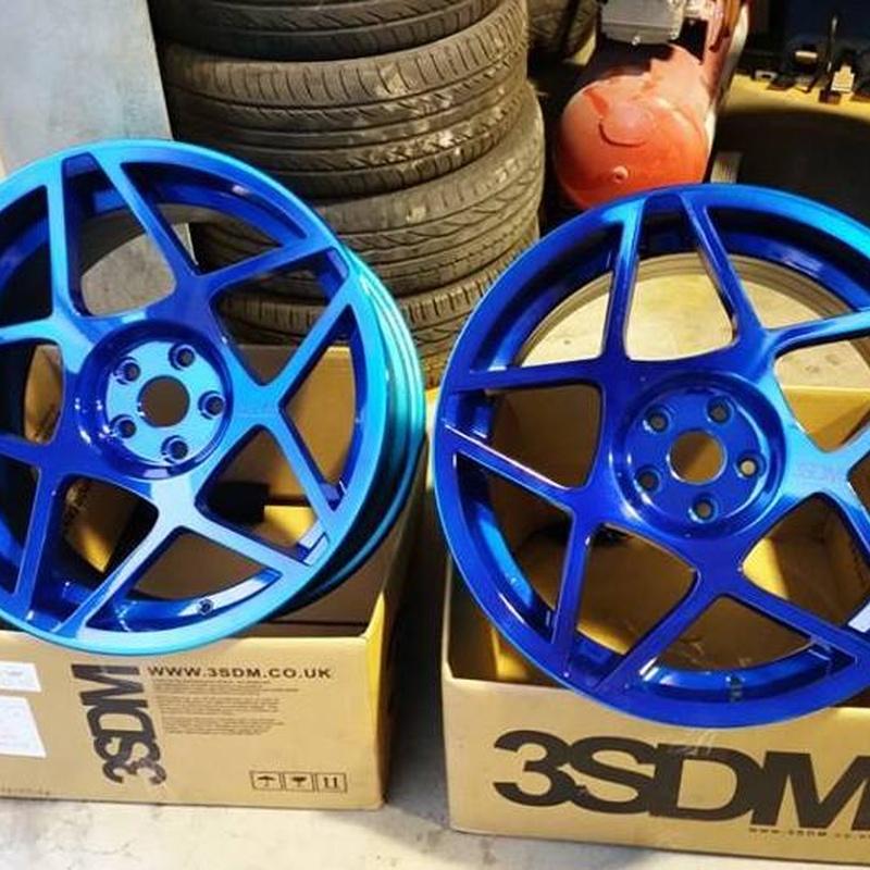 Llantas y Neumáticos: Servicios y Productos de Sirius Tuning