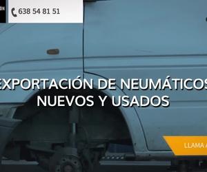 Venta de neumáticos en Getafe | Exportación Getafe