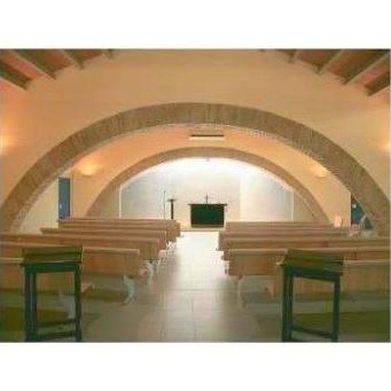 Salas para ceremonias: Productos  de Pomfusa