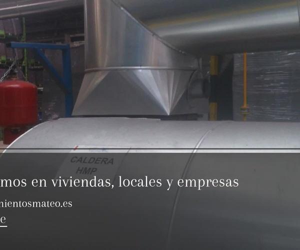 Aislamiento de tuberías en Zaragoza | Aislamientos Hermano Mateo
