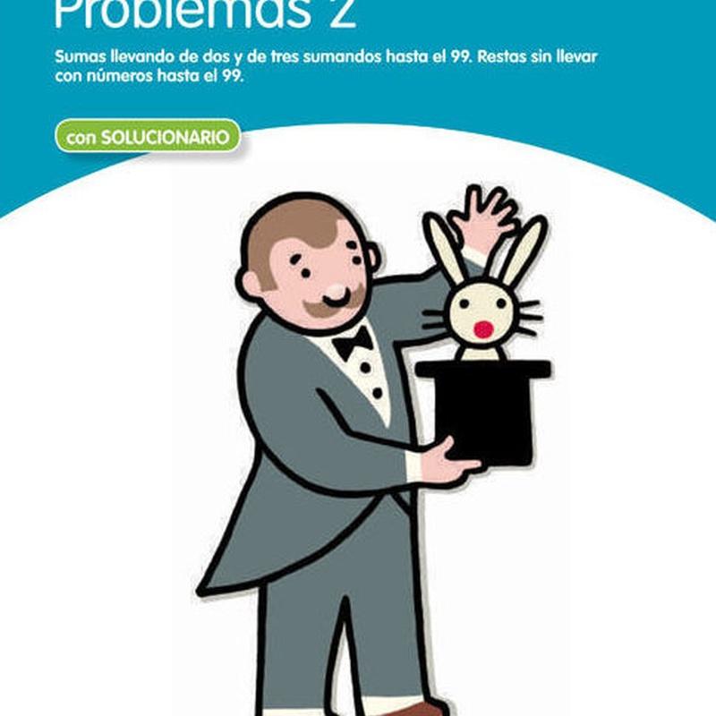 PROBLEMAS DE MATEMÁTICAS 2. SANTILLANA
