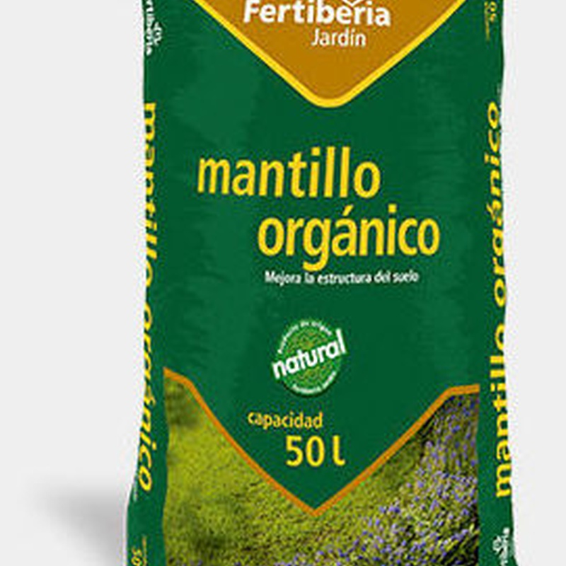 productos para jardinería en Badajoz