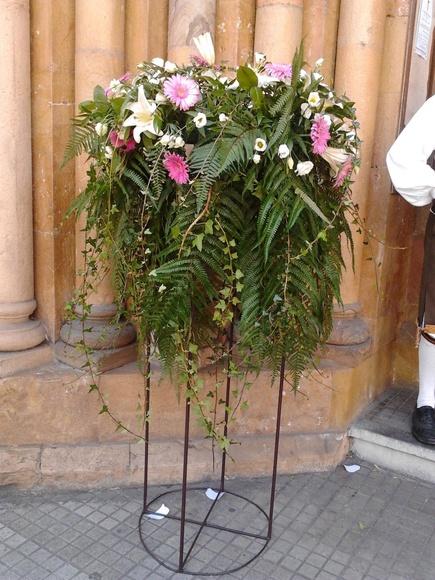 Decoracion floral aviles