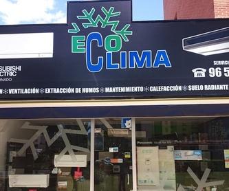 Empresas de climatización en Benidorm