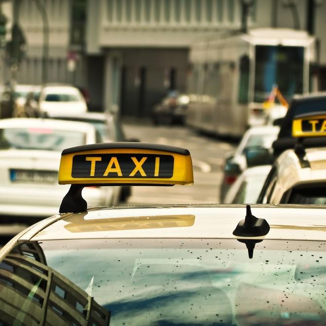 Qué hacer si he perdido algo en un taxi