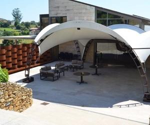 Preciosos espacios para celebraciones en Llanera