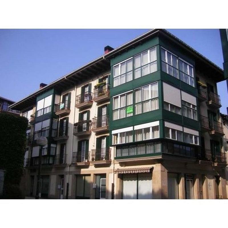 26 viviendas en C/ Mayor Nº 23, Irun.: TRABAJOS REALIZADOS de Construcciones y Promociones Grobas Agudo, S.L.