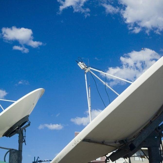 Ventajas de instalar una antena parabólica