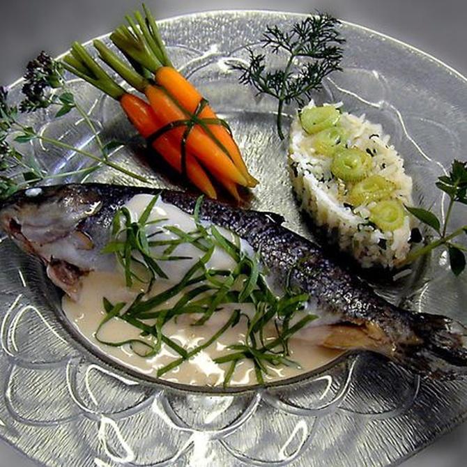 Trucos para que los niños coman pescado