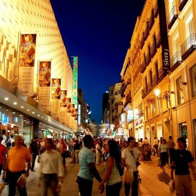 De shopping por Madrid