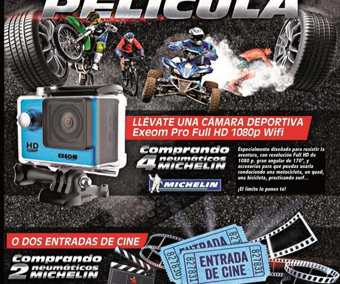 Cámara de fotos deportiva Exeon Pro Full HD 1080 Wifi GRATIS!!!!!!! En Madrid