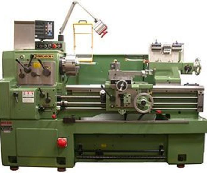 Tornos: Mecanizados y Maquinaria de Talleres Fontao