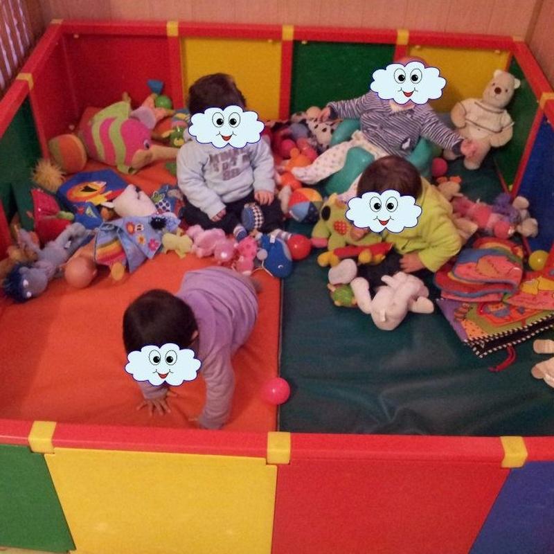 Clases de estimulación temprana: Servicios de Centro Infantil Arco Iris