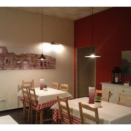 Restaurante italiano en Utrera