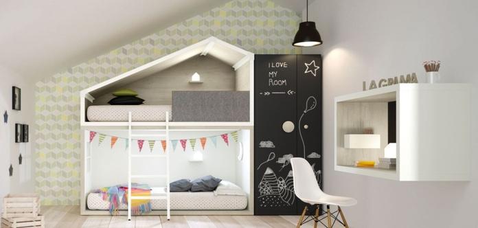Dormitorios infantiles: Servicios de Chousa