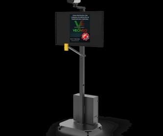 Domo Motorizado PTZ :  Productos VeoVeo Technology de VeoVeo Technology SL