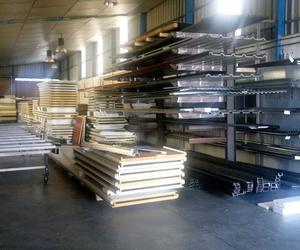 Panel sándwich para tejados y recubrimiento de fachadas en Ciudad Real