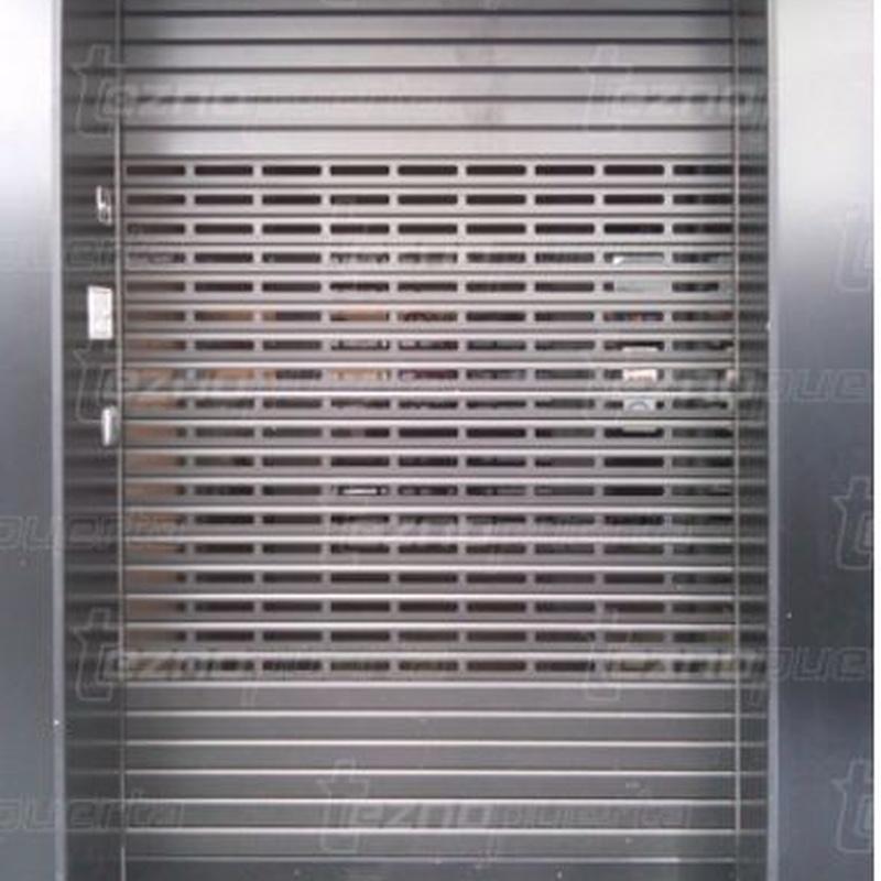 Modelo TE2:  de Doormatica