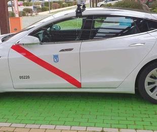 Exclusivo coche Tesla