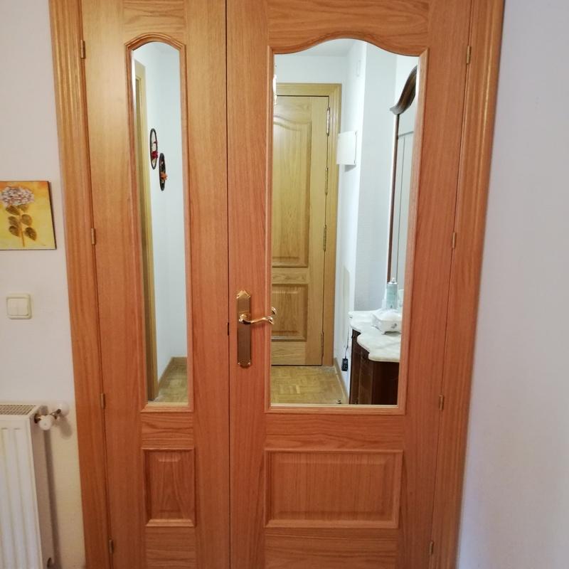 Puertas: Servicios de Carpintería J. I. Olmos