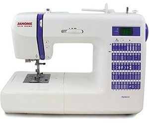 Máquina de coser electrónica Janome DC2014