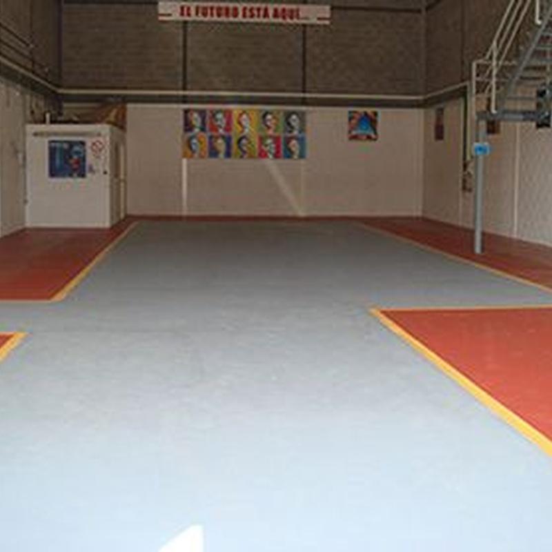 Pintura: Sistemas de A-Floor
