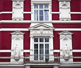 Tematización de fachadas