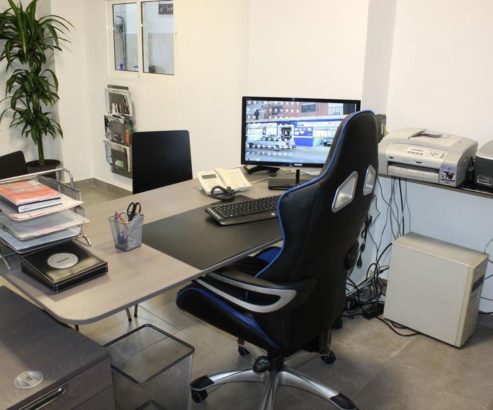 Nueva oficina