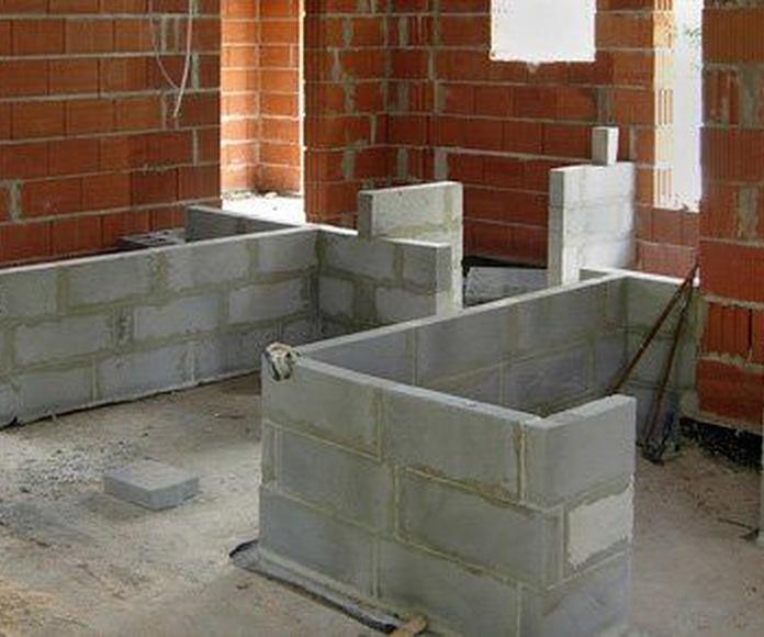 Construcción, reformas, instalación y revisión: Servicios de Nacelim servicios y mantenimientos