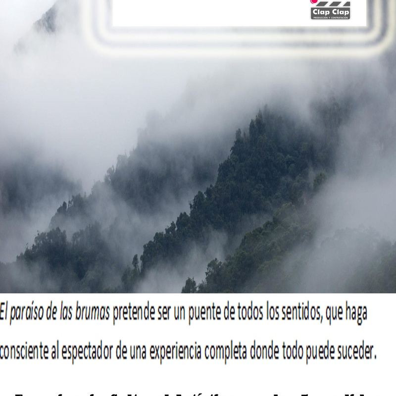 EL PARAÍSO DE LAS BRUMAS: Catálogo de actuaciones de ESPECTÁCULOS CLAP CLAP PRODUCCIONES, MÚSICA, TEATRO Y MUCHO MÁS