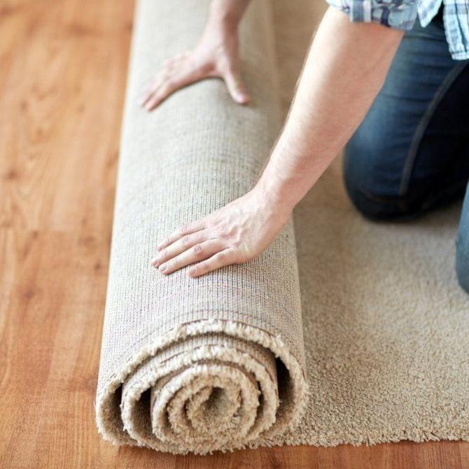 ¿Cuándo debes de limpiar tus alfombras?