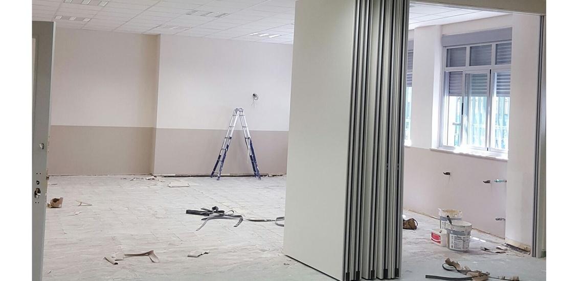 Tabiquería de pladur en Madrid centro para dividir interiores de tu casa o empresa