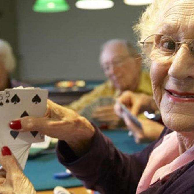 Los beneficios de la socialización en los mayores
