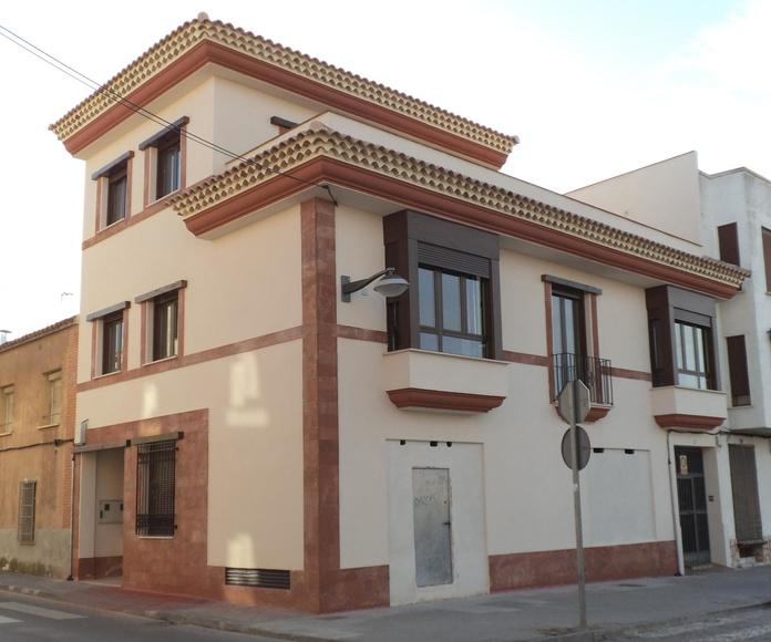 Vivienda en Plaza del Arenal Alcázar de San Juan