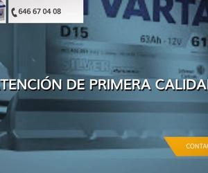 Venta Baterías en Igualada | Baterías Trivan