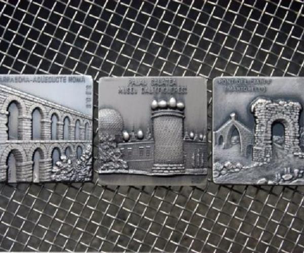 Fábrica de trofeos en Ciutat Vella Barcelona | Insignies Pujol
