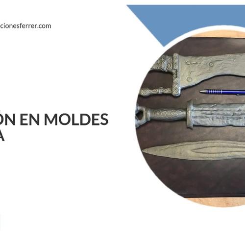 Fundición de plomo en Valencia | Fundiciones Ferrer