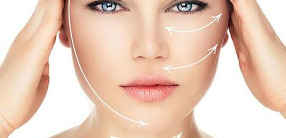 Hilos tensores faciales en Oviedo para tensar la piel
