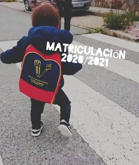 Matriculacíon en ESCUELA INFANTIL SONRISAS EN LEGANÉS