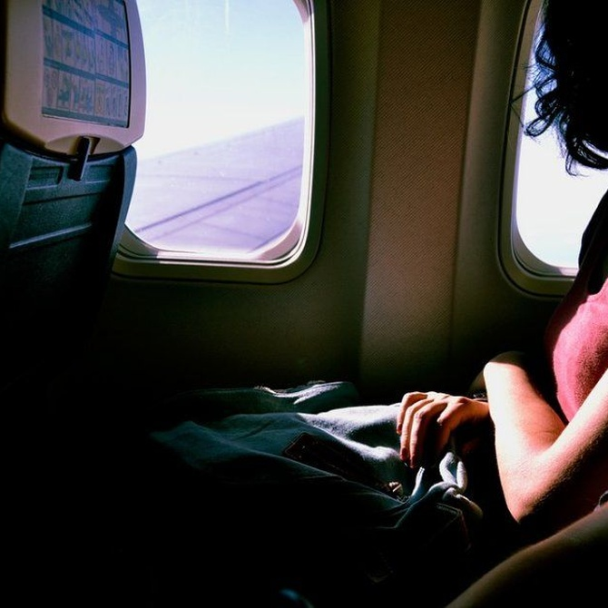 El temor a volar en avión