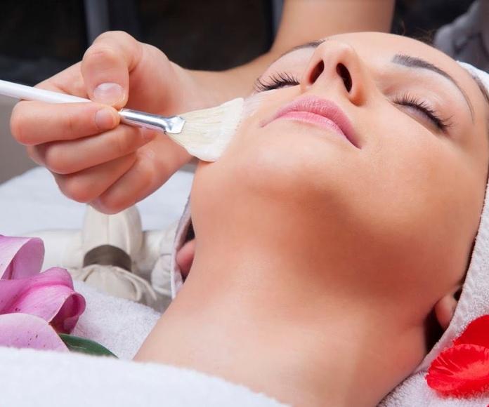 Tratamientos faciales: Servicios de Ávila Nails
