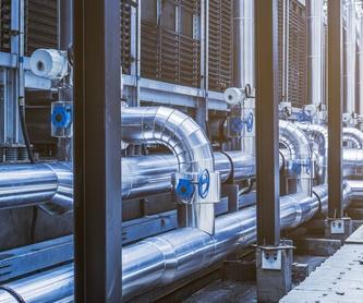 Frío industrial: Catálogo de Forza Val
