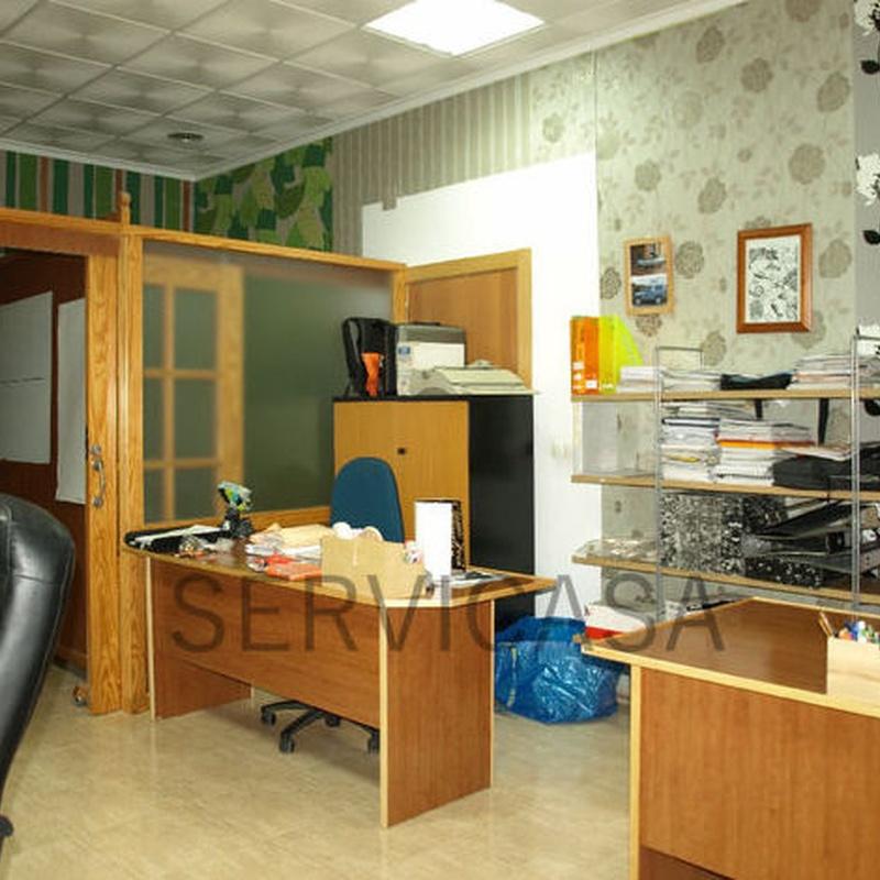 LOCAL ALQUILER 1.100€ MES: Compra y alquiler de Servicasa Servicios Inmobiliarios