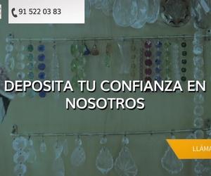 Tulipas para lámparas en Madrid centro