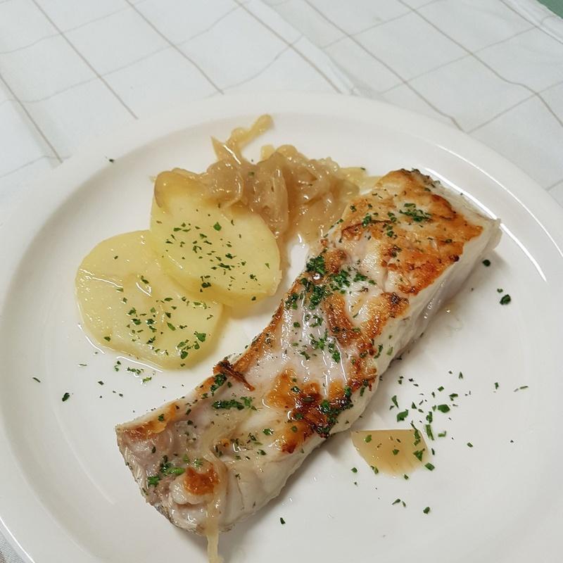 menú del día en Mungia