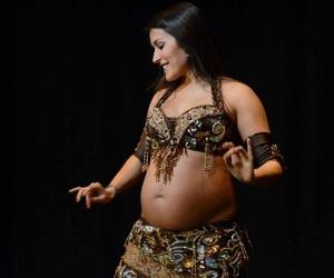 Danza oriental para embarazadas en Madrid