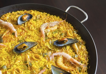 Arroces por encargo