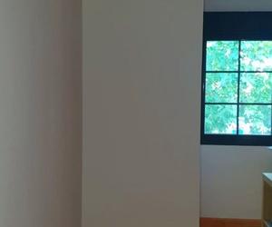 pintura en vivienda unifamiliar.