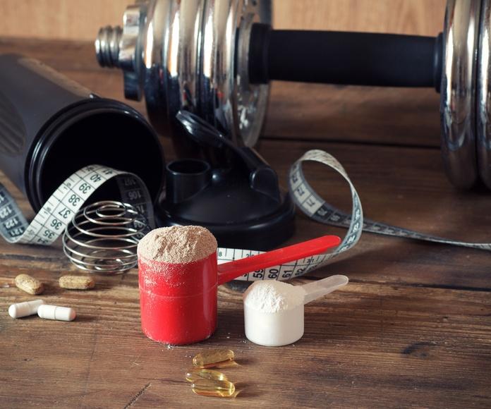 Nutrición Sport: Catálogo de Cotiione
